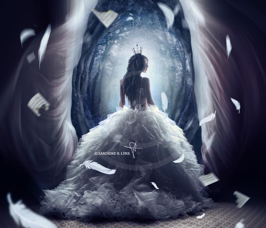 - Princess of Dark: Ashlinea - by SandyLynx
