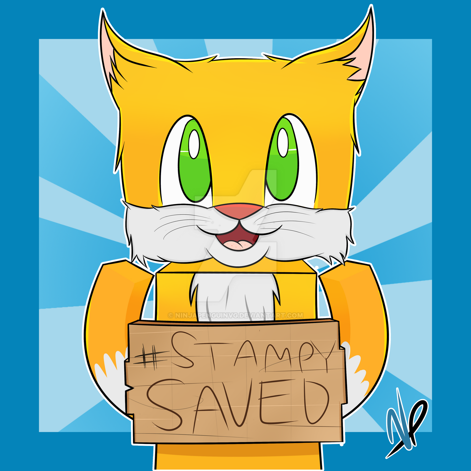 List of synonyms and antonyms of the word stampylongnose logo how to draw mr stampy cat step by step characters pop culture altavistaventures Images