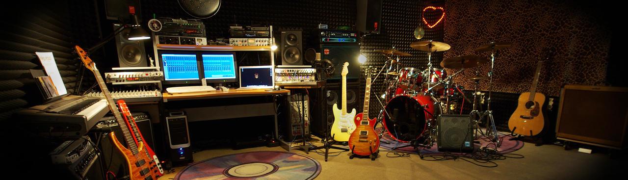 Muddy Feet Recording Studio By Big Diddy