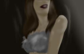 CaveWoman by Kitty-Kaye
