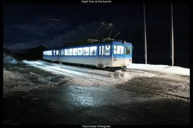 Night Train at the Summit by HerrDrayer