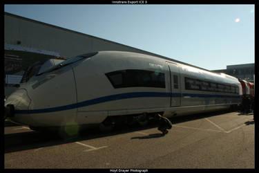 Innotrans Export ICE 3 by HerrDrayer