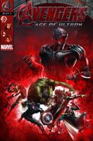 Avengers Age of Ultron fanart poster by funnyberserker