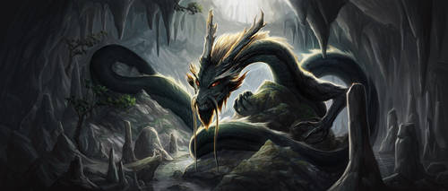 The Dragon that Nguyn dreamed of
