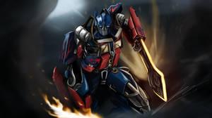 Optimus Prime Revamp