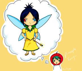 Pineapple Fairy