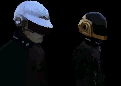 Guy and Thomas by EvilLuigi