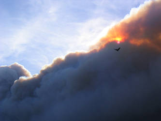 Smoky Sky by jacksterlope