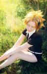 Crystal Denki - Houseki no kuni x MHA Crossover by DJHoneybee