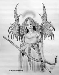 Angel by bloodymary99