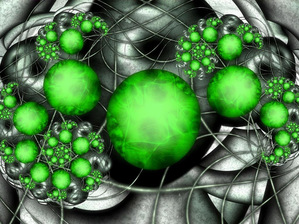 Emerald Luster by Shortgreenpigg