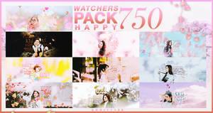 [pack.happy 750 watchers] by KhoiTT123