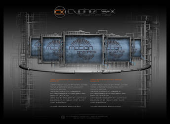 Cyphers-X -NEW INTERFACE 2009-