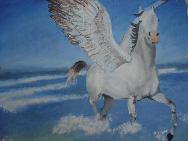 Pegasus by kentura