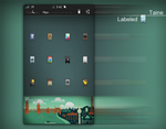 Labeled HD theme - WIP/preview