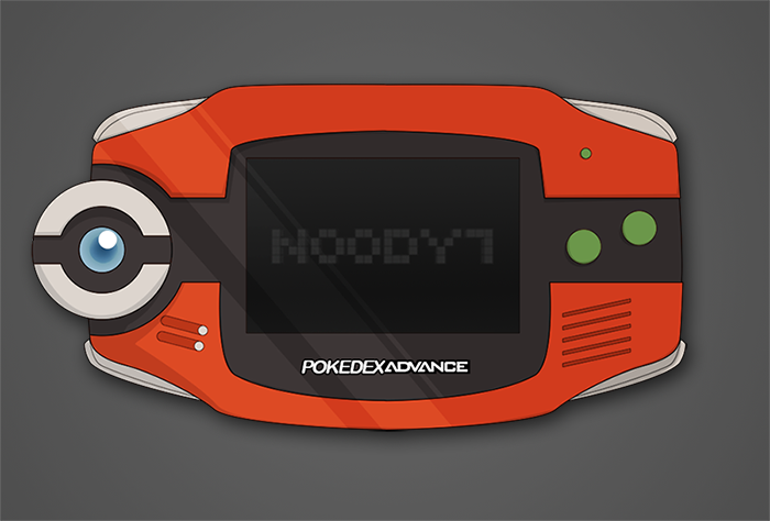 Pokedex Advance by Noody7
