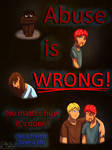 Abuse is WRONG!