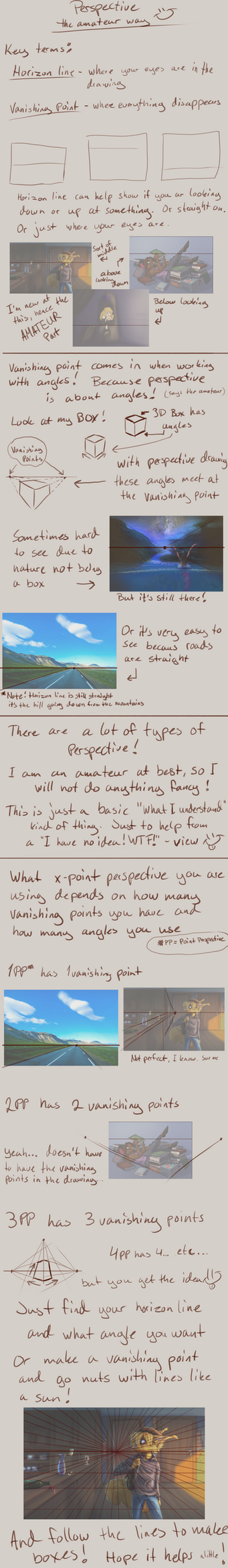 WTF is Perspective drawing! by MimmiMe