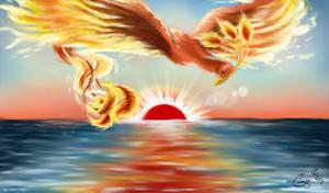 Japan Reborn- Pray for Japan by ichiban-kunoichi
