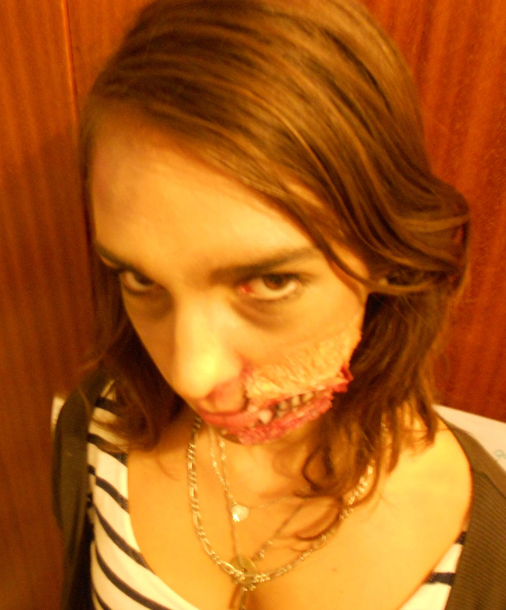 zombi makeup 2 by spectra-night