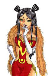 Minerva by Wandelumina