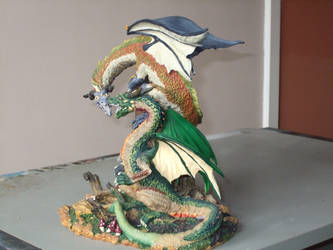 Dragon stock-100 by DarGirl