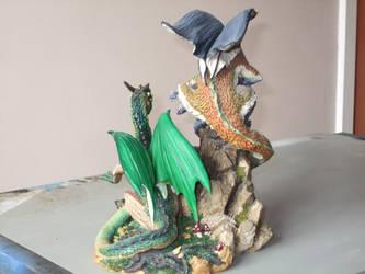 Dragon stock-101 by DarGirl