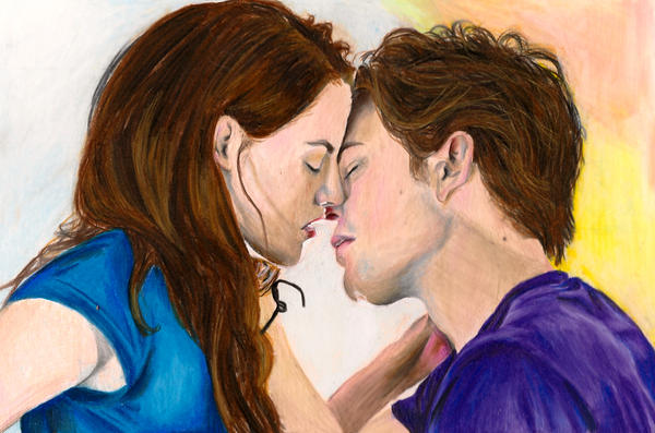 Edward Bella Twilight By Betsymae92 On Deviantart