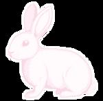 pink pastel bun pixel