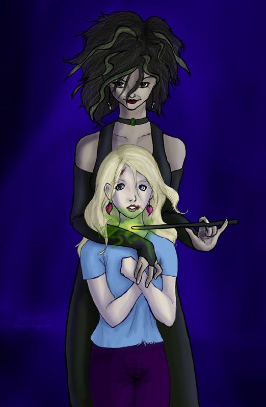 Bella and Luna by demitrius
