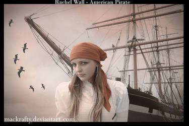 Rachel Wall by mackrafty