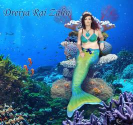 Dreiya Rai Zahn by mackrafty