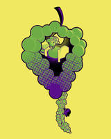 Grapunzel by supertoki