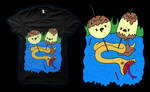 Adventure Time / What was missing / T-shirt