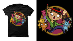 Party Pat and Party Bears Adventure time!