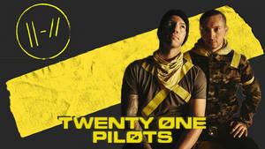 Twenty One Pilots Wallpaper by Kohlheppj13