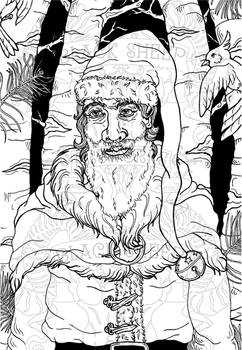 Natural Santa