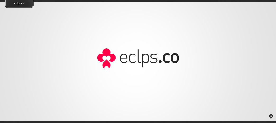 eclps.co Logo by Toas7y