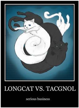 LONGCAT VS. TACGNOL