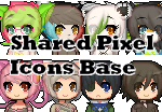 P2U - Shared Icons Bases by Kitty-Shop