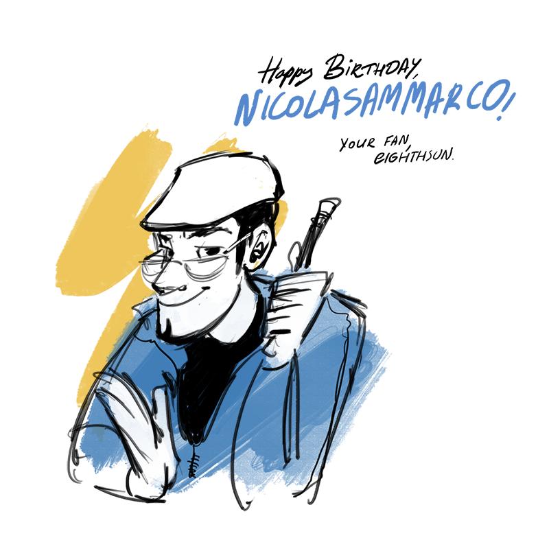 Nicolasammarco by eighthSun