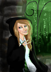 Hogwarts Emo Student