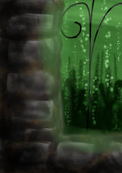 Slytherins commonroom