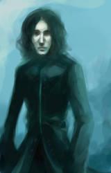 Severus Snape by netsah