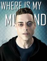 Where is my Mind by N7Ziri