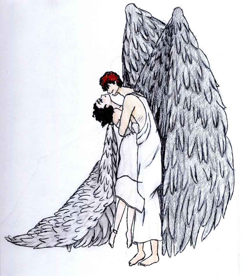 S- Uriel And Lucifer By Nim888 On DeviantArt