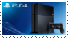PlayStation 4 Stamp by ZacAvalanche