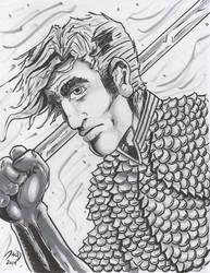Aquaman by ZacAvalanche