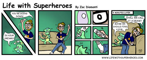 Life with Superheroes #22