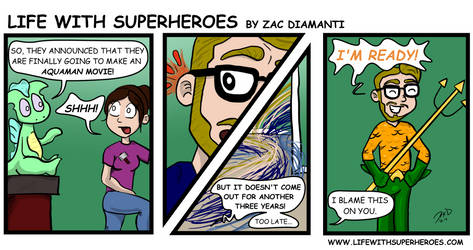 Life with Superheroes #23